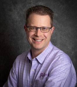 headshot of Greg Hall